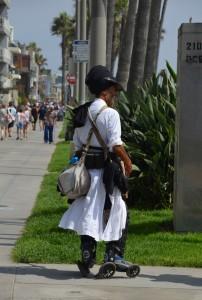 Los Angeles street artist